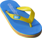 GC38-LIGHT BLUE / YELLOW